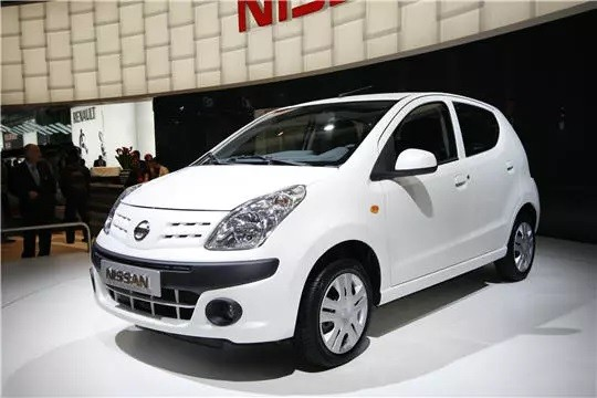 Nissan Pixo Essence