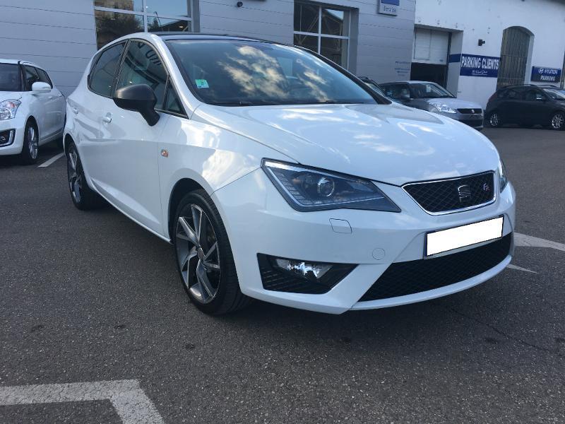 Seat Ibiza (Auto transmission)